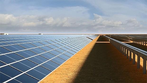 Solar Farm News